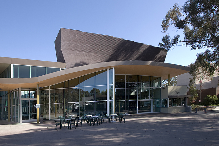 UCSD exterior photos