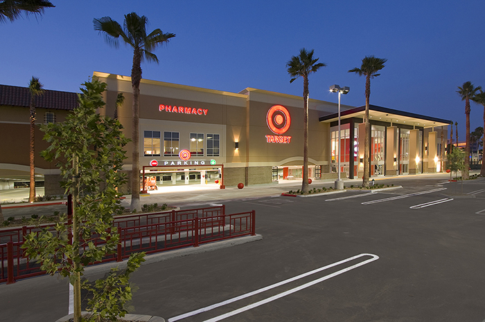 Target exterior Simi Valley