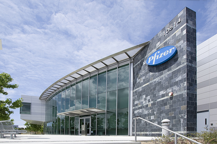 Pfizer facility annual report