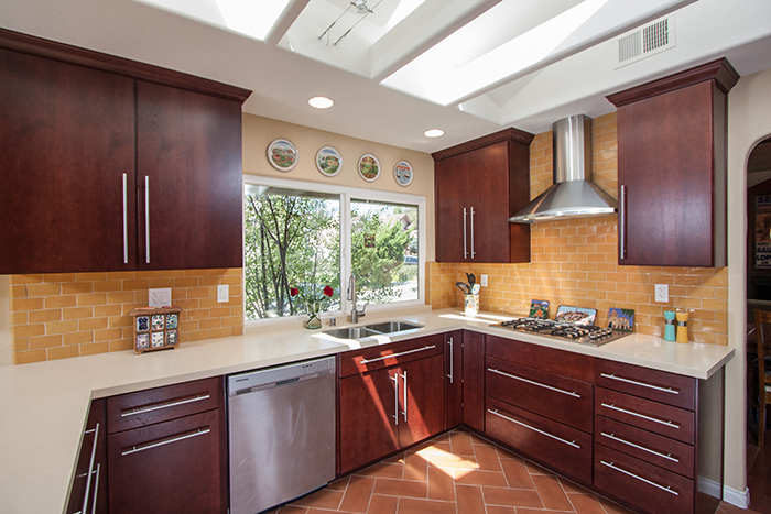 kitchen design photography