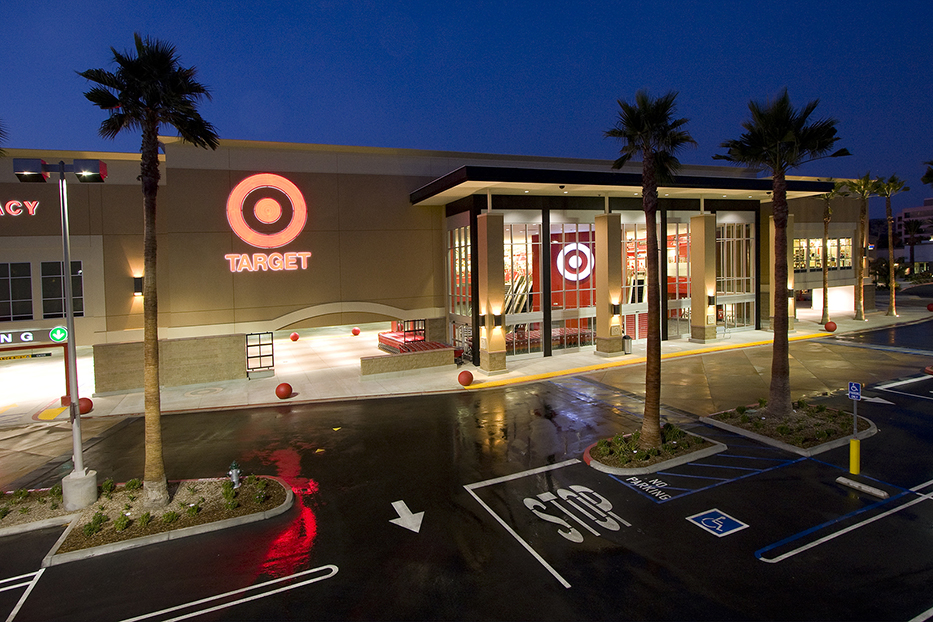 Target new construction